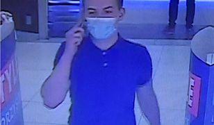Mógł mieć związek z kradzieżą w Gdyni. Policja publikuje wizerunek