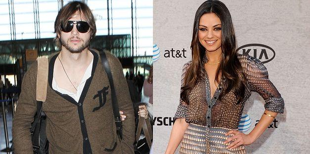 Mila Kunis i Ashton Kutcher są razem na wakacjach!