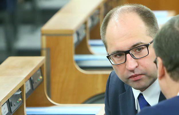 Adam Bielan: analiza Przedstawicielstwa KE w Polsce zawiera nieprawdziwe stwierdzenia
