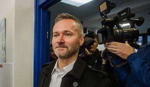 Jarosław Wałęsa o stanie 8-miesięcznej Lei