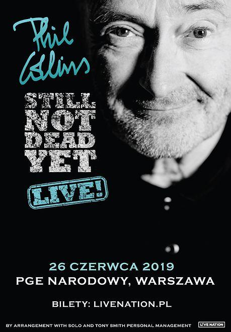 Muzyk wkrótce zagra na warszawskiej scenie