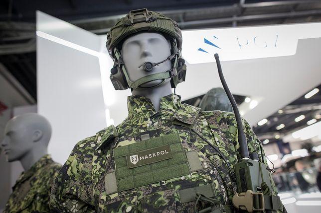 Maskpol produkuje sprzęt dla wojska