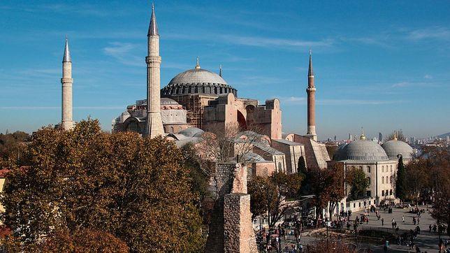 Hagia Sophia w Turcji ma być przekształcona w meczet
