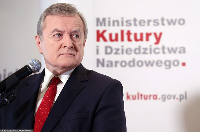 Wybory prezydenckie 2020. Wpis Piotra Glińskiego na finiszu kampanii wyborczej zaskoczył polityków