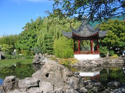 Ogrodowa sztuka feng shui