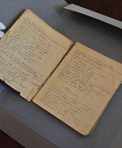Historia. Zeszyt byłej więźniarki trafił do Muzeum Auschwitz