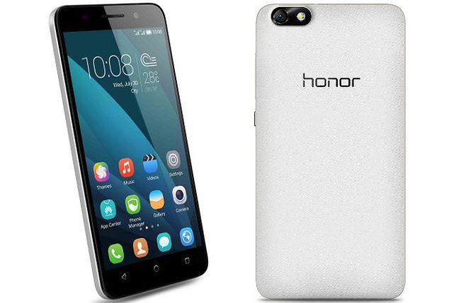 Honor 4X - dualSIM, LTE i 5,5 cala za 849 zł