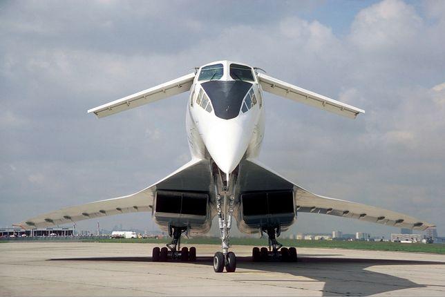 Nowy rosyjski samolot naddźwiękowy. Buduje go Tupolew