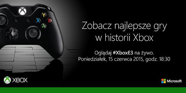 [Uaktualniono] E3 2015 - Xbox E3 Briefing - relacja i komentarz wideo
