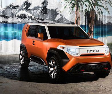 Toyota TJ Cruiser - tak będzie się nazywał nowy SUV japońskiej marki