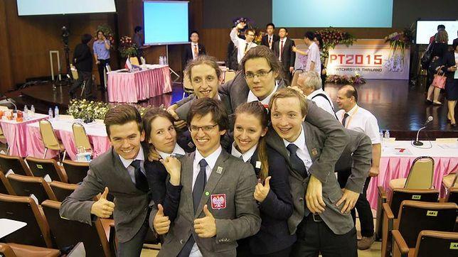 Międzynarodowy sukces warszawskich licealistów