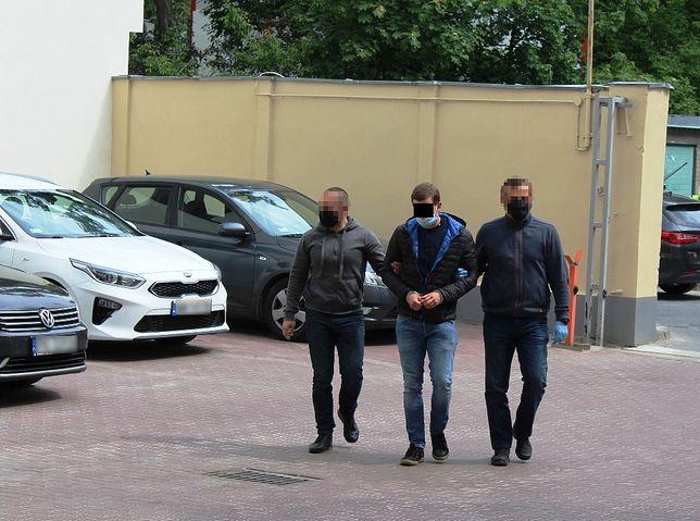 Warszawa. Ponownie zatrzymano syna znanego adwokata. Zarzut bez zmian