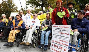 Niepełnosprawni domagają się zniesienia kryterium dochodowego