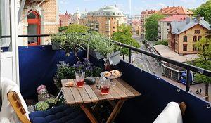 Aranżacja balkonu: błyskawiczna weekendowa metamorfoza