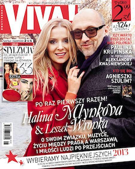 Halina Mlynkova, Leszek Wronka