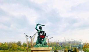 Warszawa. Stołeczny konserwator zabytków z apelem do warszawiaków, fot. Dzielnica Wisła - Facebook