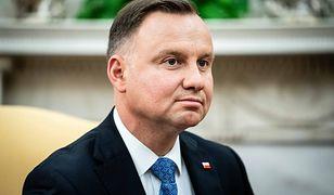 """Jarosław Olechowski o głośnym wywiadzie Andrzeja Dudy: """"Wprowadził polską narrację historyczną do rusnetu"""""""