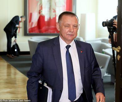 Marian Banaś  wrócił w czwartek z bezpłatnego urlopu do pracy w NIK