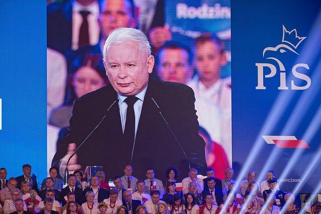 Na tzw. hattrickiem Jarosława Kaczyńskiego pracowano w tajemnicy