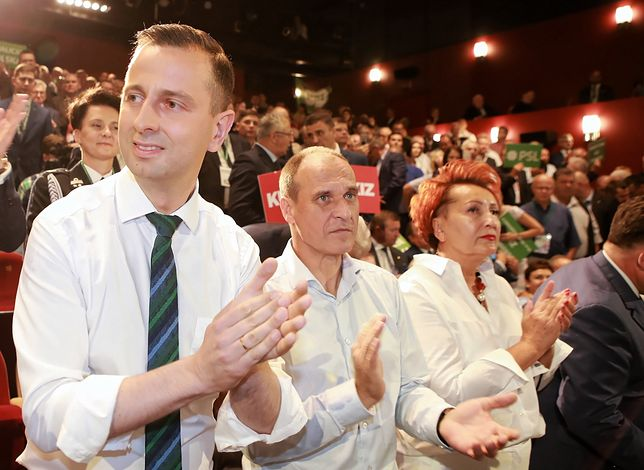Wybory parlamentarne 2019. Paweł Kukiz na konwencji PSL. Muzyk nie zaznał litości od użytkowników Twittera