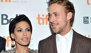 """Eva Mendes zareagowała na wpis fanki Ryana Goslinga. """"Dziękuję ci za ten post"""""""