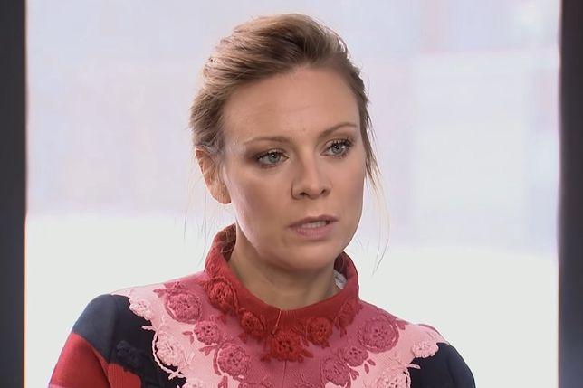 """Magdalena Boczarska pokazała nagranie z """"zakrwawioną"""" twarzą"""