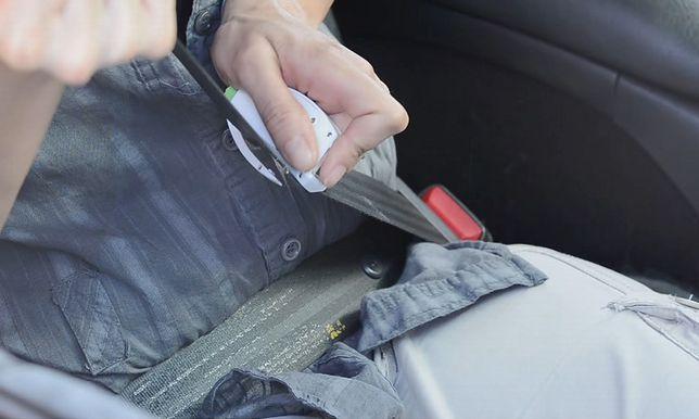 Bezpieczna jazda autem. Praktyczny brelok dla kierowcy