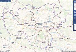 Śląsk. Dzięki interaktywnej mapie poznasz aktualną i przyszłą sieć kolejową na Śląsku