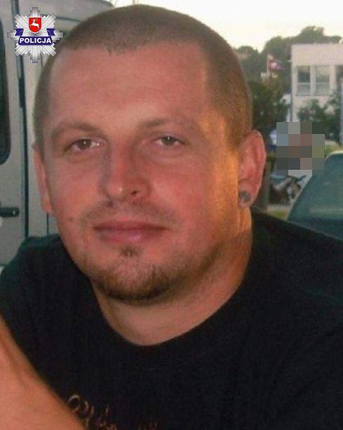 Poszukiwany Grzegorz Włodarczyk