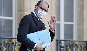 Francja. Listy z damską bielizną zaadresowane do premiera
