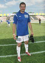Tomasz Karolak... piłkarzem