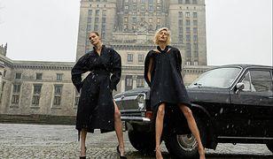"""""""Vogue"""" i czarna wołga. Pierwsza okładka polskiej edycji magazynu w ogniu krytyki"""