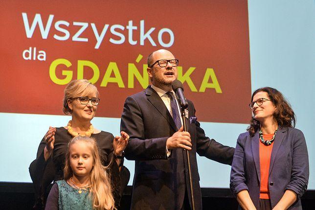 """""""Wszystko dla Gdańsk"""" - to hasło, którym Paweł Adamowicz kierował się w życiu publicznym."""