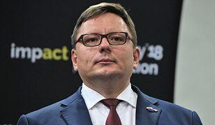 Rafał Milczarski, prezes PLL LOT.