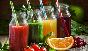 Wyjaśniamy różnicę między sokiem, nektarem i napojem