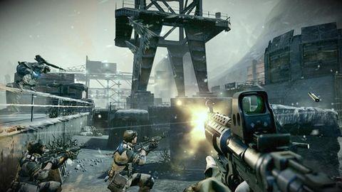 Aktualizacja: Killzone 3: Kooperacja [jednak nie] na cztery fajerki