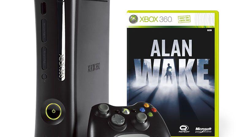 Premiera Alana Wake oznacza nowy zestaw 360 w sprzedaży