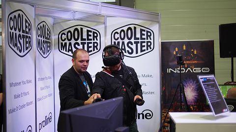 CoolerMaster ze strefą moderów i nową obudową MasterCase, konkurs #PGA