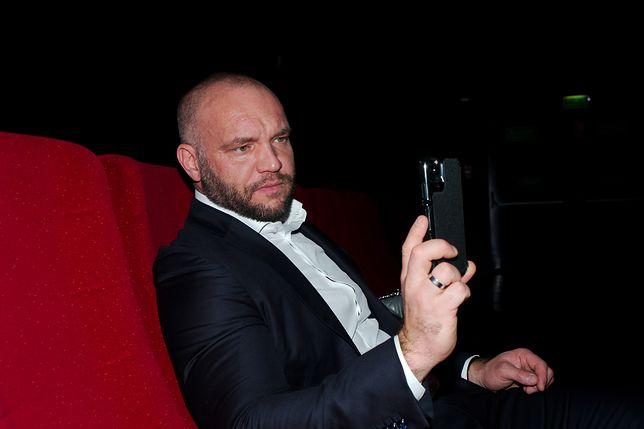 Emil Stępień, producent filmowy (Forum)