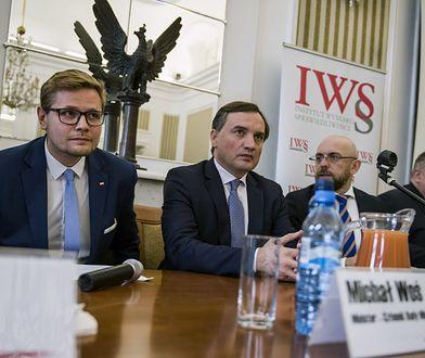 Zbigniew Ziobro być może odejdzie z rządu. Dlaczego otaczający go młodzi ludzie mieliby pozostać lojalnymi?