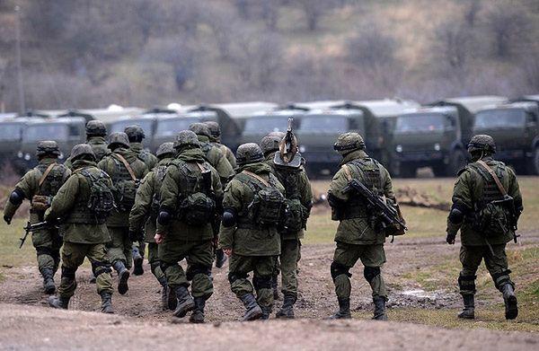 RBNiO Ukrainy: Rosja koncentruje wojska na północy Krymu, przy granicy z Ukrainą