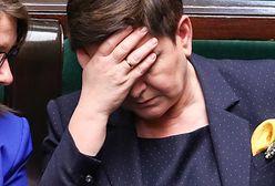 """Beata Szydło przegrała na życzenie PiS. """"Chcieli osłabić jej pozycję w partii"""""""