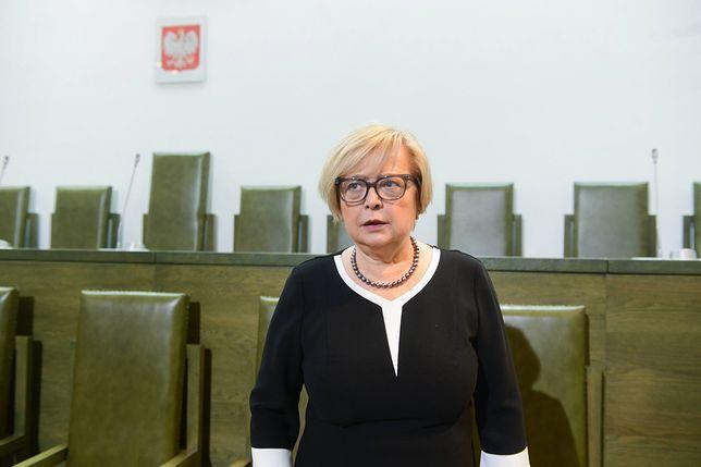 """Naczelna Rada Adwokacka zabrała głos ws. Gersdorf. Mówią o """"zagrożeniu dla rządów prawa"""""""