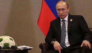 Putin nie dosypia. Oto co nagrała kamera w Mińsku