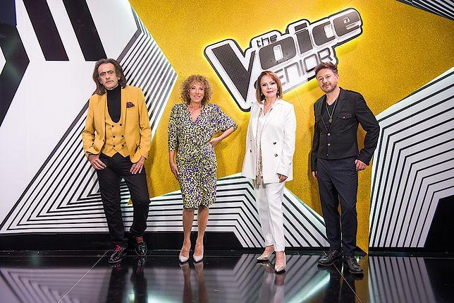 """Trenerzy """"The Voice Senior"""""""