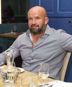Oświeciński ma 48 lat. Pokazał, jak będzie wyglądał jako staruszek