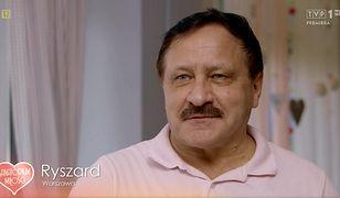 """Ryszard z """"Sanatorium miłości"""" planuje powiększenie rodziny. Jego partnerka jest młodsza o 30 lat"""