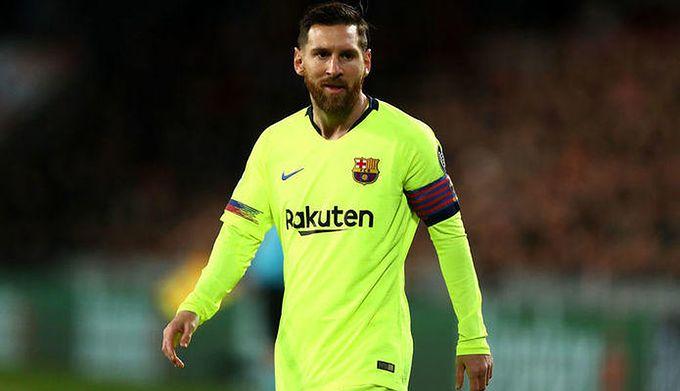 b90249c3f Leo Messi kupił prywatny odrzutowiec. Kosztował 15 milionów euro ...