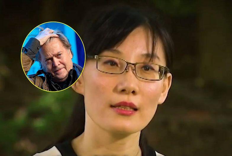 Głośno o wirusolog z Chin. Zaskakujący bohater w tle