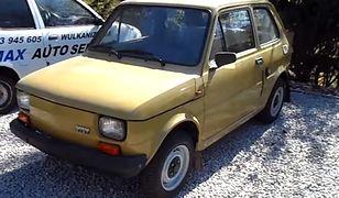 29-letni Fiat 126p